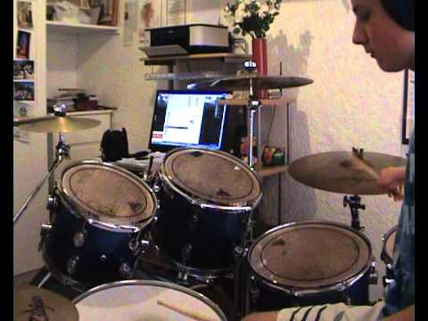 15 year old South African Drummer