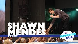 Shawn Mendes - 'Mercy' (Live At Capital's Summertime Ball 2017) Video