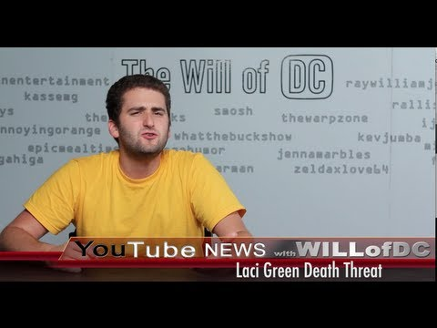 greendeath - Welcome to YouTube NEWS Daily! Discover News and Commentary on the important news stories every day Monday - Friday! Main story is about the DEATH THREATS th...