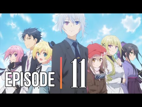 High School Prodigies Have It Easy Even In Another World Episode 11 - English Dub
