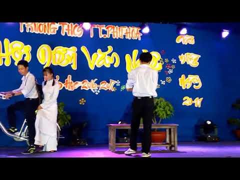 42 Tình thơ 9A5 THCS TT Phú Hòa