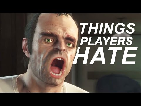 10 Things GTA 5 Players Hate