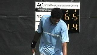Monfils beats Tsonga in a clouse match.