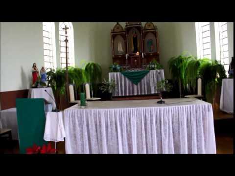 Igreja Santa Terezinha em Eugênio de Castro