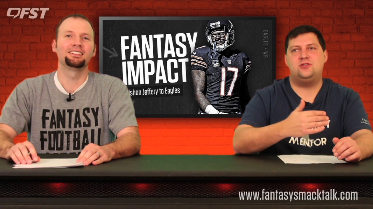 Fantasy Impact of the Alshon Jeffery Trade thumbnail