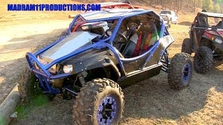 8. CUSTOM BUILT 165 HP APEX POWERED RZR IS AWESOME