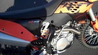 7. 2009 KTM 450 XCW