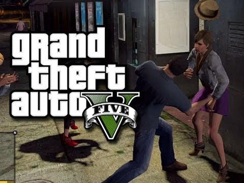 GTA 5 Funny Gameplay Moments! #2  – How to Look at Beach Boobs and Cheat Fails! (GTA V Gameplay)