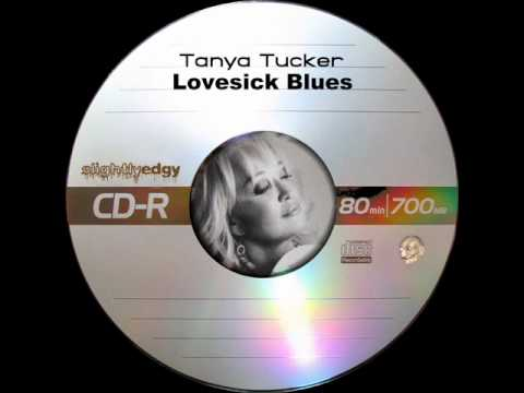 Tekst piosenki Tanya Tucker - Lovesick Blues po polsku