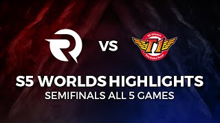 Video SKT vs ORIGEN Highlights All games Semi-Final | SKT T1 vs ORIGEN 2015 LoL World Championship MP3, 3GP, MP4, WEBM, AVI, FLV Juni 2018