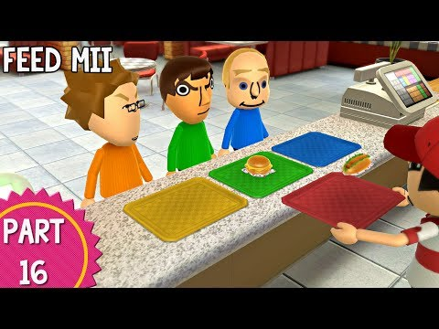 Wii - In this episode: House Party - Feed Mii Be sure to leave a like, if you enjoyed! Thanks for watching! ----------Links---------- 2-player channels: Tyler and ...