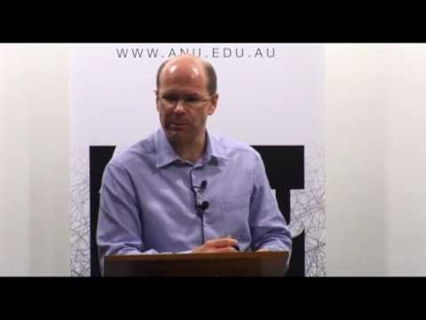 George Williams: Die Zukunft der australischen Bill of Rights Debatte ANU