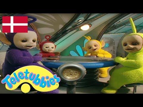 Teletubbierne på Dansk: 117 ☆ Tegnefilm til børn ☆ NY ☆