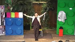 Charlie Martin zaubertainment, zauberer, Moderator