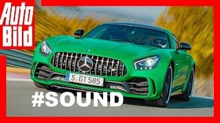 Mercedes-AMG GT R Sound (Goodwood 2016) by Auto Bild