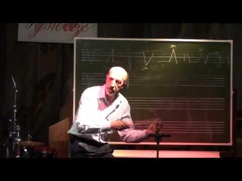 2010-March-15 Творческая встреча с Юрием Бобрушкиным (ч.2) / Yury Bobrushkin Master Class (p.2)