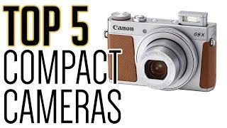 Video 5 Best Compact Cameras | 2018 | The Best on the Net MP3, 3GP, MP4, WEBM, AVI, FLV Juli 2018
