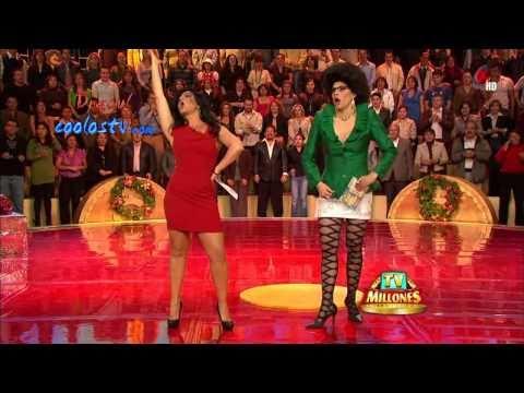 Penelope Menchaca TV Millones