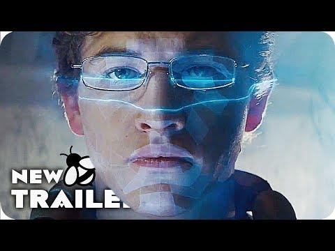 READY PLAYER ONE Trailer (2018) Steven Spielberg Movie