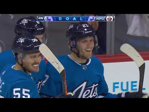 Video: New Jersey Devils vs Winnipeg Jets | NHL | NOV-11-2018 | 20:00 EST