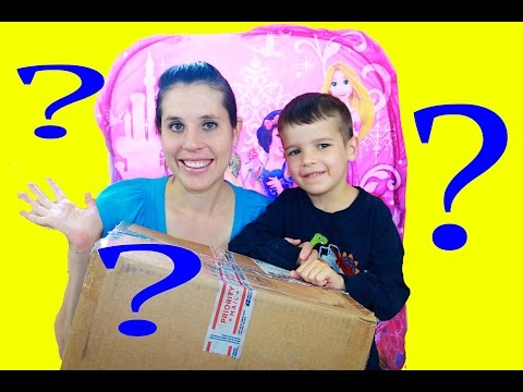 DisneyCarToys Surprise Box Mailed To AllToyCollector McDonalds Baby Girl Bubble Guppies Toys