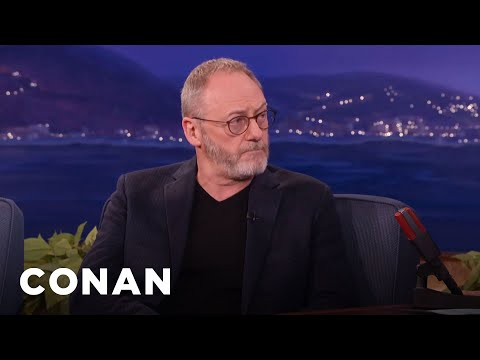 Liam Cunningham George RR Martin Told Me A Game Of Thrones