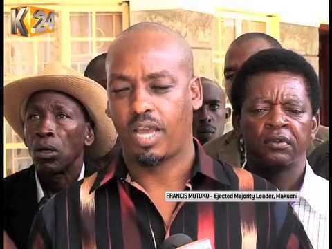ukambani - Is wiper party leader Kalonzo Musyoka losing grip of his Ukambani political backyard? Well, this is the question being raised after de-whipped majority leade...