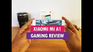 Video Xiaomi Mi A1 Gaming Review with Heating Test MP3, 3GP, MP4, WEBM, AVI, FLV Oktober 2018