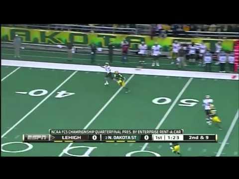 Marcus Williams vs GeorgiaSouthern & Lehigh 2011 video.