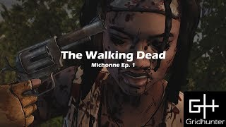 Welcome back to The Walking Dead.In this storyliine we are going to take a look at an adventure that involves Michonne (prominently displayed in the TV series as well).I hope you enjoy this playthrough as it is a story well worth the view. Cheers!