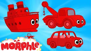 Video Boat, Tow Truck, Car Morphle Cartoon Compilation for Kids MP3, 3GP, MP4, WEBM, AVI, FLV Juli 2017