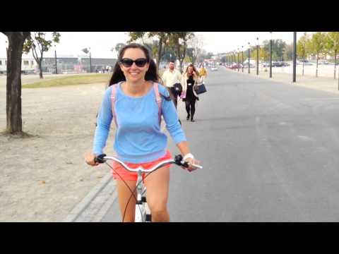 dziewczyny na rowery!