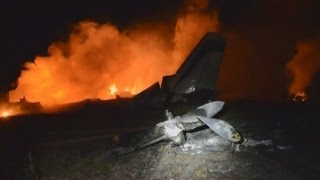 Eleven killed after Libyan plane crashes in Tunisia