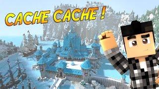 Video CACHE CACHE MINECRAFT SUR UNE NOUVELLE MAP !   Hide and Seek   Minecraft MP3, 3GP, MP4, WEBM, AVI, FLV Juli 2017