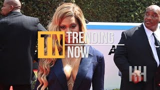 Laverne Cox Claps Back At Lil Duval Following Transgender Comment - Trending Now