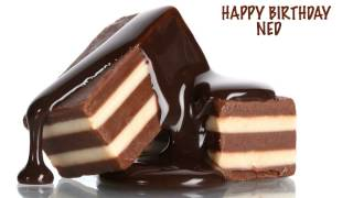 Ned  Chocolate - Happy Birthday