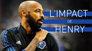 Can Thierry Henry Bring an MLS Cup to Montreal? by Major League Soccer