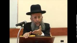 פרשת לך לך וענייני דיומא – הרב גדעון בן משה