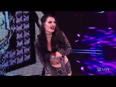 Paige Retires - The Bella Twins Return - Royal Rumble 2018