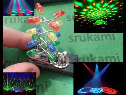 Как сделать куб из светодиодов - ОКТАКО