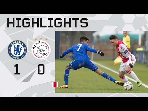 Highlights Chelsea - Ajax A1 (Youth League)