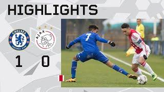 Video Highlights Chelsea - Ajax A1 (Youth League) MP3, 3GP, MP4, WEBM, AVI, FLV Oktober 2017