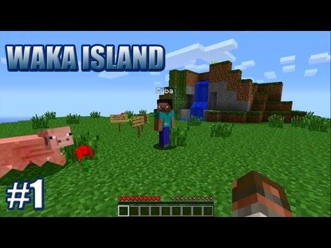 Прохождение без смертей WAKA ISLAND (Серия 1)