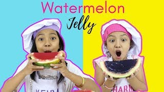 Video DIY WATERMELON JELLY ♥ LIBURAN SERU MASAK YUK BARENG KEIRA CHARMA MP3, 3GP, MP4, WEBM, AVI, FLV Oktober 2018