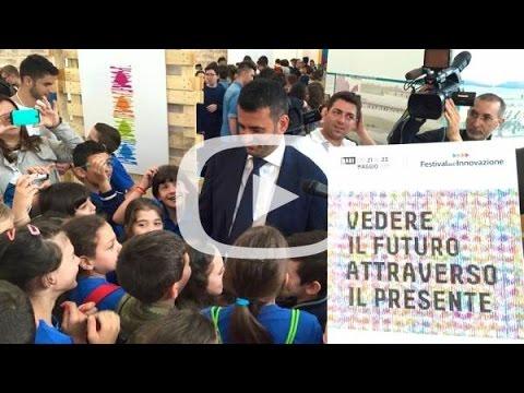 Anteprima del video Sipario sul Festival dell'Innovazione 2015