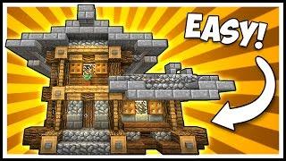 GRAND, ELEGANT & STYLISH HOUSE! - Minecraft Tutorial