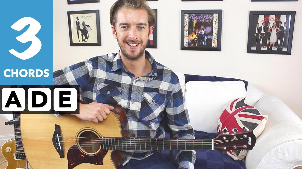 How to play Wild Thing – EASY 3 Chord Guitar Song for Beginners