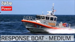 A few great clips of the US Coast Guard Response Boats stationed at Fort Lauderdale. US Coast Guard T-Shirt: ...