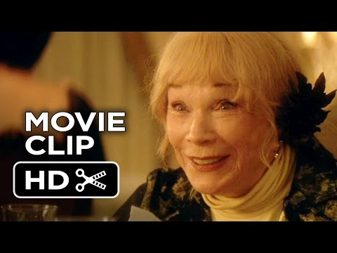 Elsa & Fred Movie CLIP - Dodging The Check (2014) - Shirley MacLaine, Christopher Plummer Movie HD