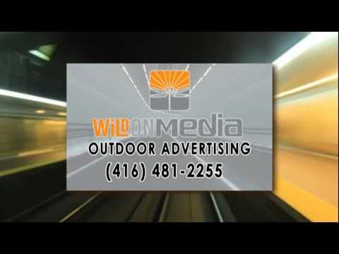 Wild On Media's High Definition Mobile Video Truck promotion in Toronto